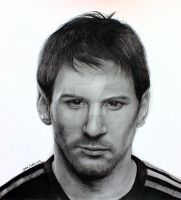 Lionel Messi by jardc87