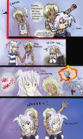 Canon Marik has Missed Out... by CloverDrop