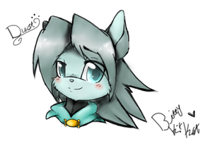 Dust an elysian tail by BittyKitKat