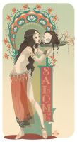 SALOME 2015 by blackBanshee80