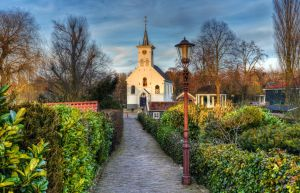 Schellingwouderkerk by roman-gp