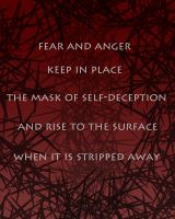 Fear and Anger by quentinlars