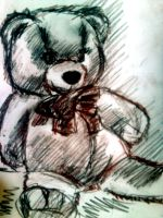 Teddy Bear by Pralline