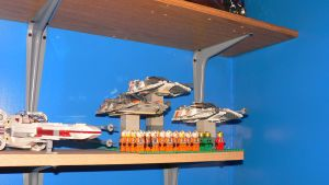 Lego Star Wars Collection Pt 11 by wingzero-01-custom