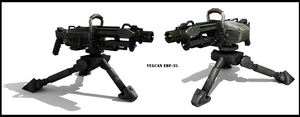 Weapon Vulcan something by Eowynu