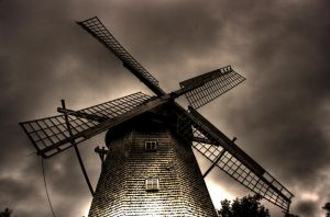 Windmill HDR by carp3di3m