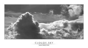 Cloudy Sky - 3 by denise-g