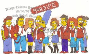 Simpsons RBD by dviouz