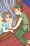 Goodnight Wendy Darling by chelleface90