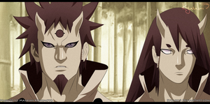 Naruto 681: The two sons. by Kyuubii9