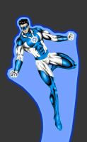 Blue Lantern by dblake