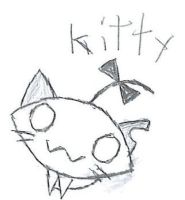 kitty by rikuchi