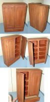 Armoire by kayanah