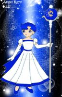 Chibi Princess Mercury Rules by AngelRaye
