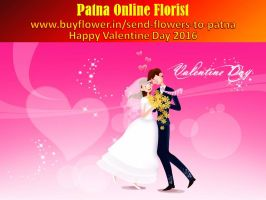 Send Gifts And Flowers In Valentine Day by shinaray4747