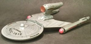 USS Wanderer NCC-1512 by Roguewing