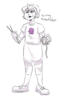 Rose Lalonde by RandomTacoLuver