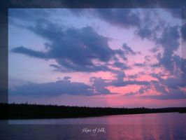 Skies Of Silk by isays