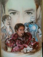 Stark in Progress 05 by CantonHeroine
