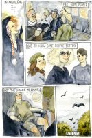 Angouleme Journal Comic P2 by Josephine-LeClaire