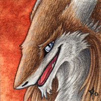 Sergal Icon by Qzurr