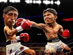 One Heroic Punch by vp021