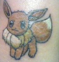Pokemon Tattoo by Kay-Kitten