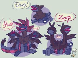 Hydrei-Muppets by GeezGeorge