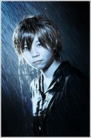KHR in the Rain: Tsuna by SoySauceCosplay