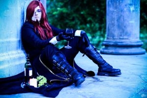 Cross Marian - Leisure (D.Gray-man) by Feuerregen