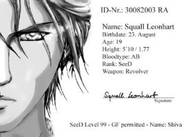 ID Squall by CrossSword