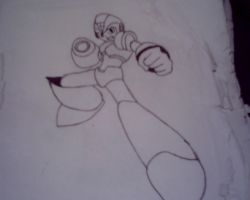 MegaMan x by X-Prince-Connor-X