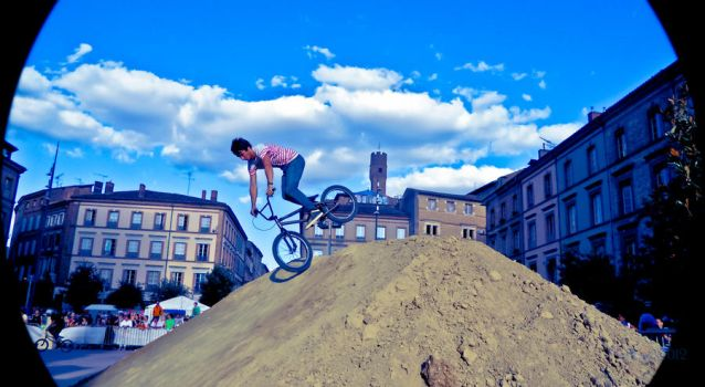 BMX: un sport radical! by n0kas