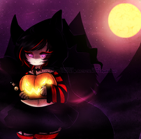 Am I your Trick or Treat? by miulk