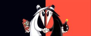 Spy vs Spy by bradysarlo