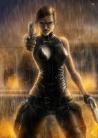 Tomb Raider Underworld by alecyl