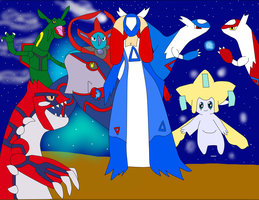 Corals History Project    The Ledgendaries  Of by leafpool12