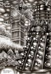 Doctor Who Dalek Invasion by Bungle0