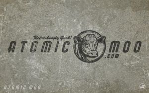 Atomic Moo Stencil Wallpaper Two by AtomicMoo