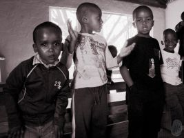 4 boys by AfricanObserver