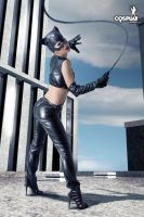 SuperHeroine Day Cat 2 by cosplayerotica
