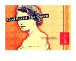 God saved the Queen by Wooden-Pints