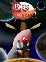 Crisis of the Planes - Issue 2 Cover by GatesMcCloud