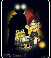 Over the Garden Wall by vaness96