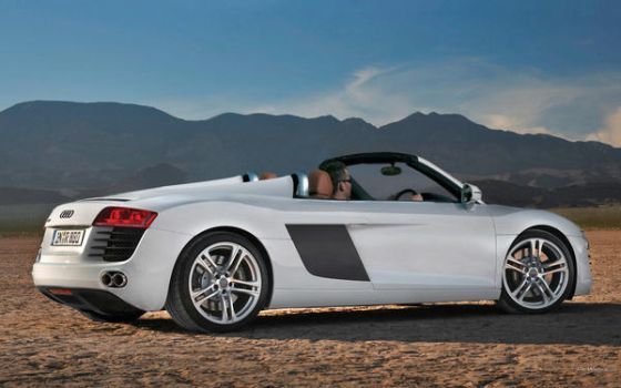 Audi R8 : Cabriolet by Vipervelocity