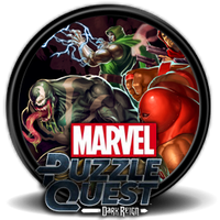 MARVEL Puzzle Quest: Dark Reign (Bad) - Icon by Blagoicons