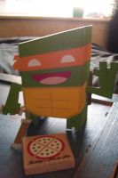 mikey paper toy made up_1 by armadilloboy