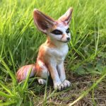 Fennec fox by thai-binturong