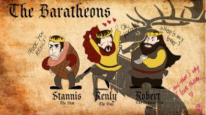 That's why I love the Baratheons by A-Lack-of-Rainbows