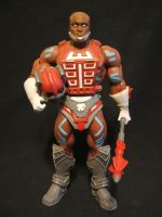 MOTUC custom Zodak head 3 by masterenglish